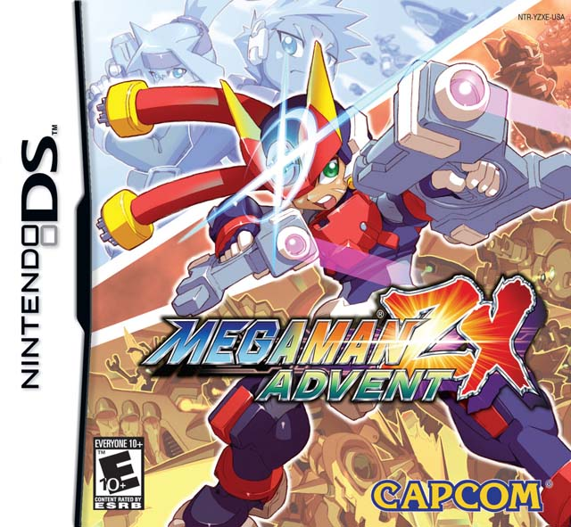 [ Nintendo DS ] MegaMan ZX Collection